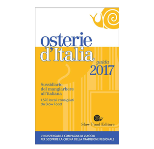 slow food osterie d'Italia 2017
