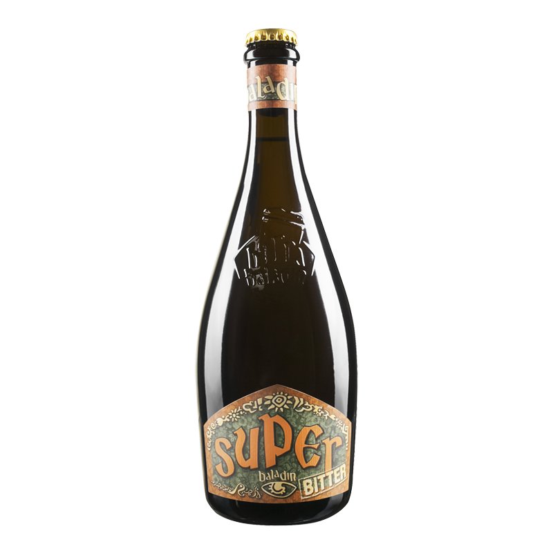 Baladin - Birra Super Bitter 66cl copia