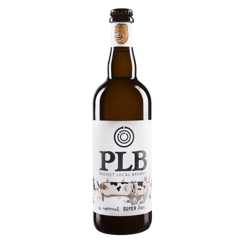 PLB - weisse 66cl copia