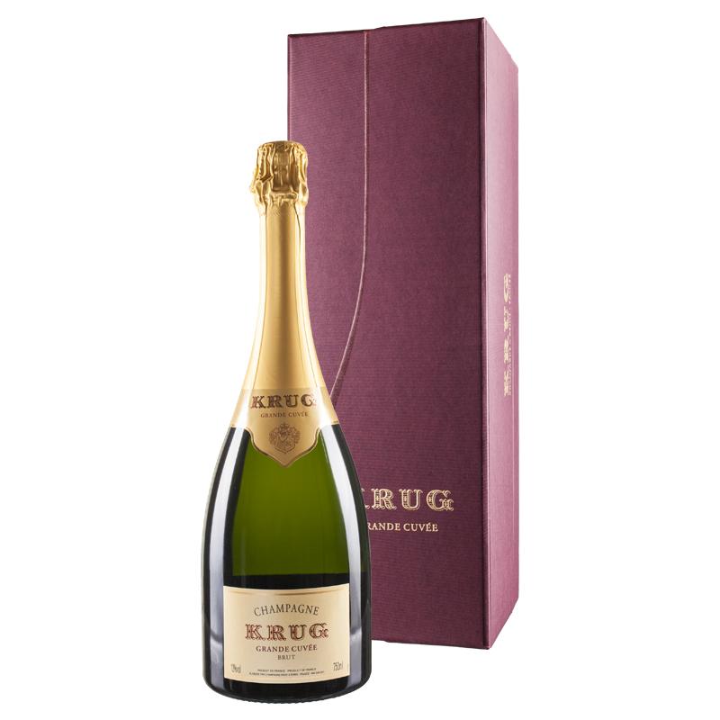 krug - champagne grande cuvee brut copia non caricato