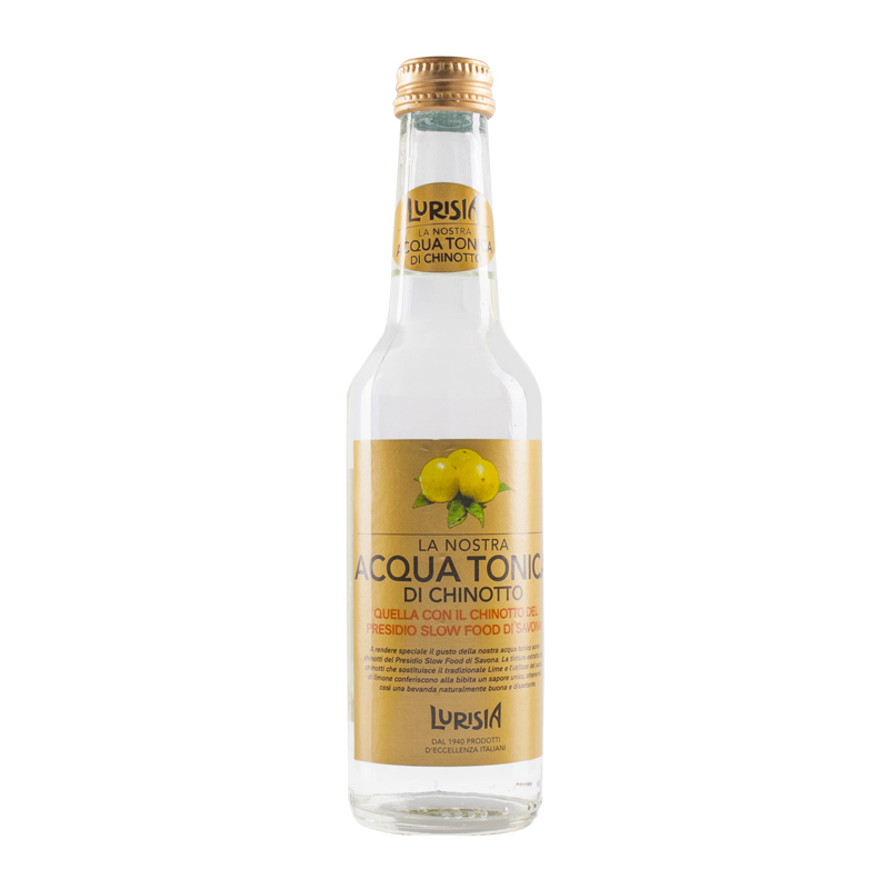lurisia - acqua tonica di chinotto copia